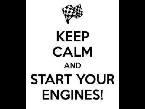 drivers start your engines 2018