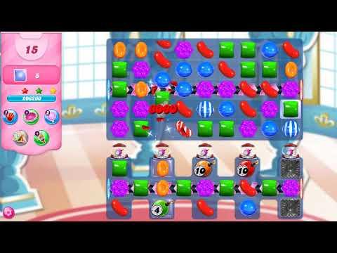 Candy Crush Saga Level 3266 NO BOOSTERS