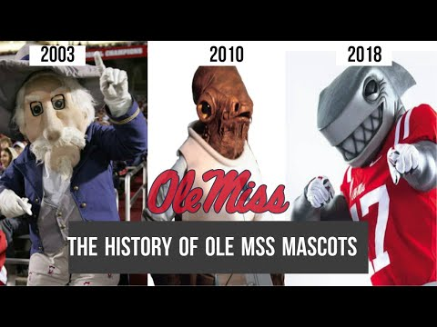 How Did A Landshark Become The Ole Miss Mascot? | SEC Week EP. 1