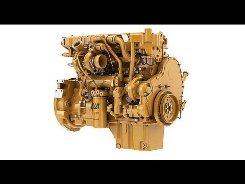 Cat® C13 ACERT™ Tier 4 Diesel Industrial Engine | Overview