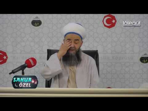 10 Haziran 2016 Tarihli SAHUR Sohbeti   Cübbeli Ahmet Hocaefendi