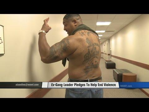 Ex-Gang Member Wants To Help End Omaha Gangs