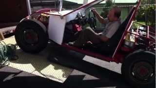 vehiculo electrico casero (4) hecho en Costa Rica