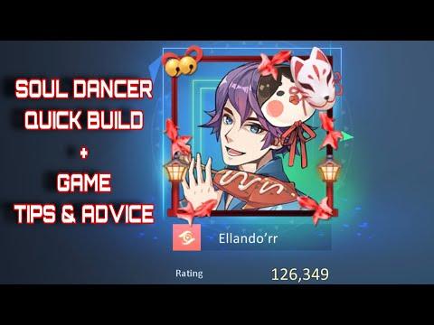 [DRAGON RAJA] SOUL DANCER GUIDE AND QUICK BUILD