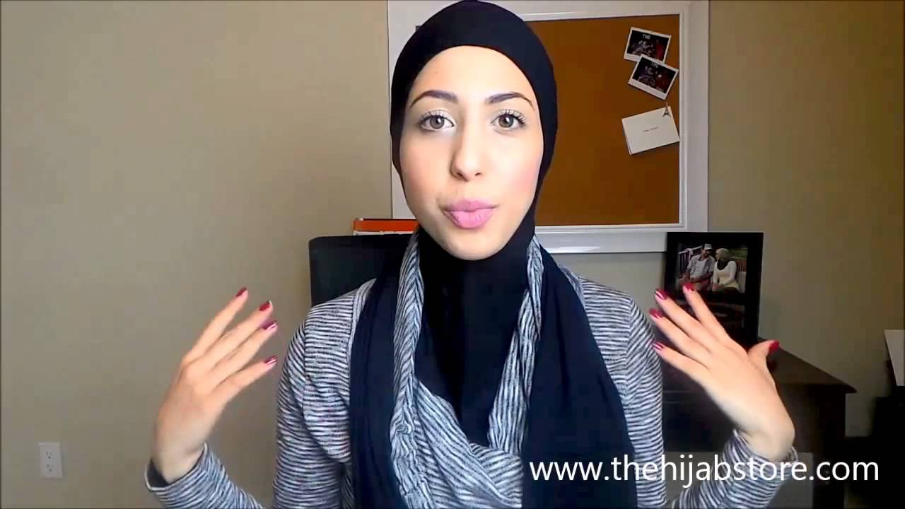 2019 year for lady- How to infinity wear scarf hijab