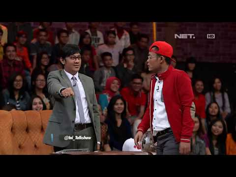 The Best Of Ini Talkshow - Sule Main Games Ala Romy Rafael