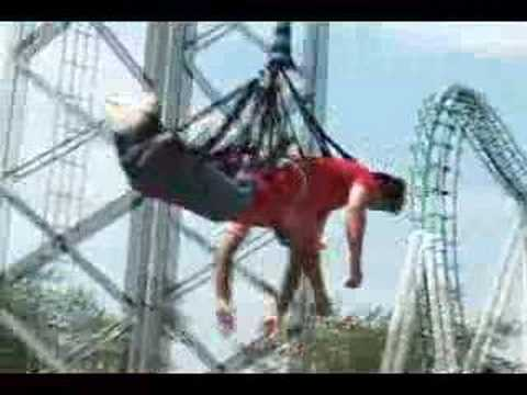 Six Flags SuperMan Buffalo