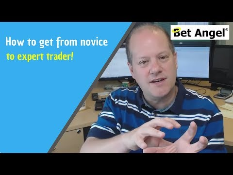 Betfair Trading Strategies - How To Get From Novice To Expert - Peter Webb - Bet Angel