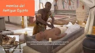 Momias del antiguo Egipto