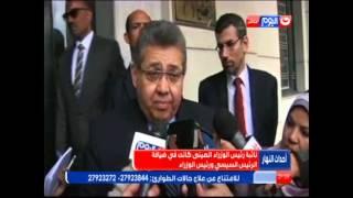 وزير التعليم العالي: زيادة عدد المنح التعليمية من الصين بعد مشاهدتهم وضع مصر البحثي.. (فيديو)