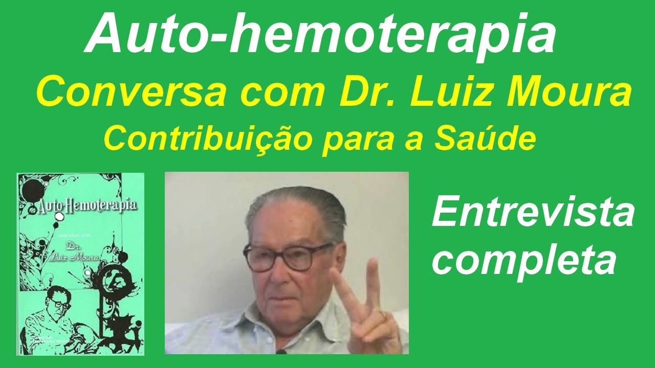 video de auto-hemoterapia
