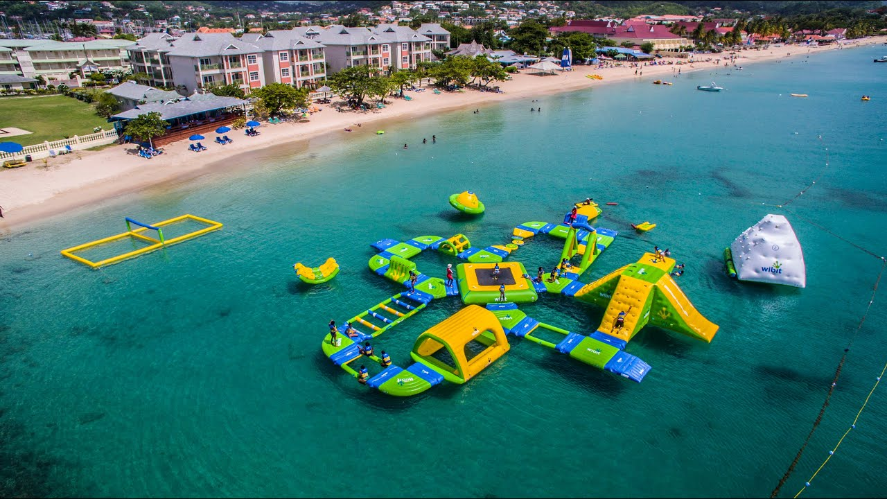 St Lucia Hotel With Waterpark