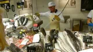 ЖИЗНЬ В ИСПАНИИ - Цены на морепродукты и рыбу в Испании