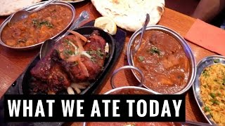 Best Curry House in London?! | Food Diaries: What We Ate Today - Yum It