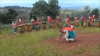tambourinaires du Burundi
