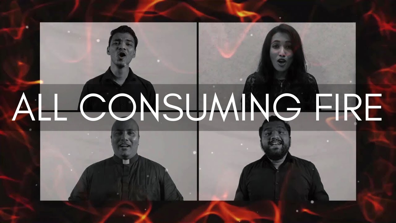 ALL CONSUMING FIRE // COVER // ECHOES OF ZION MINISTRIES