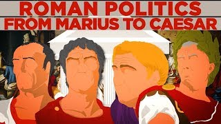 Rome: from Marius to Caesar