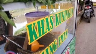 BKT - Makan Rujak Kangkung Khas Kuningan