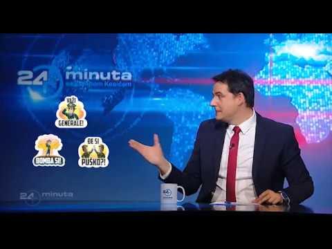 Otvaranje fb stranice Mila Đukanovića