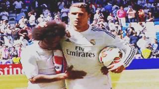 Cristiano Ronaldo & Marcelo - Best Friends • 2017