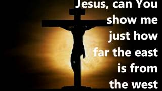East To West with lyrics by Casting Crowns