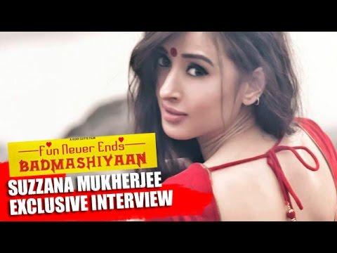 BADMASHIYAAN | Suzanna Mukherjee's EXCLUSIVE INTERVIEW By G9 Divya Solgama