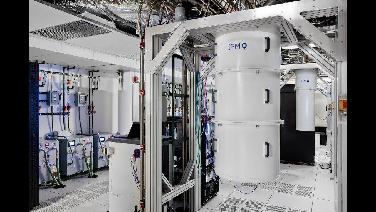 Image result for ibm's quantum computer