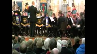 Kellswater & Ballyclare Victoria Flute Bands - Tico Tico & The Two Imps