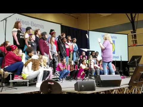 West Bemis Middle School Talent show(4)