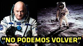 """""""NO PODEMOS volver a la Luna"""" dice el astronauta Scott Kelly"""