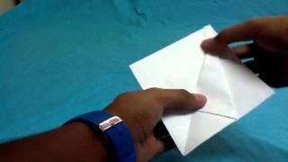 How To Make A Paper Crane - Origami