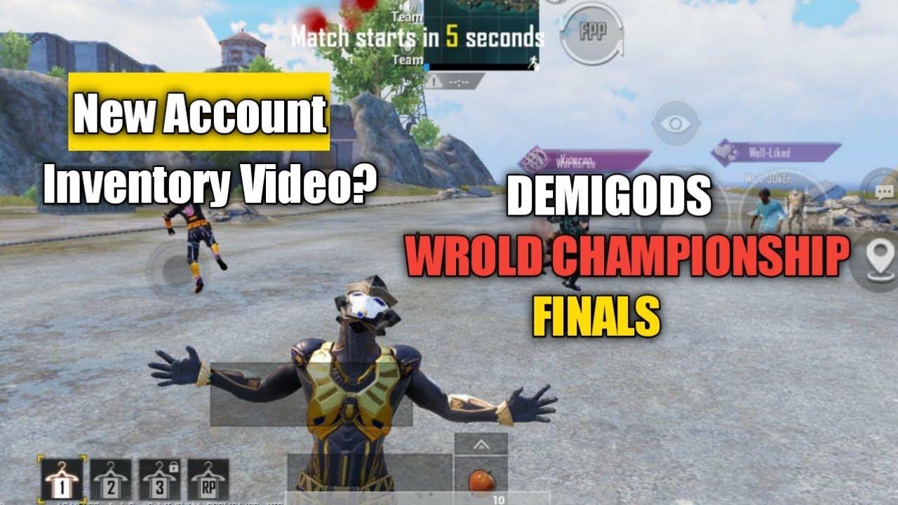 Download DMG WORLD CHAMPIONSHIP FINALS🏆 • New Account • Zj111 • StarEsport • ZyroJayyy