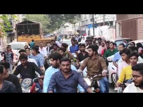 Hyderabad Sarkar balamrai suraj anna at charminar /mana telangan folk songs officel/