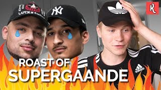 THE ROAST OF SUPERGAANDE | Kalvijn