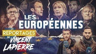 LES EUROPÉENNES - Les Reportages de Vincent Lapierre