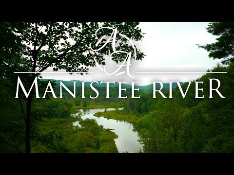 Manistee National Forest in 4K | Hiking, Camping and Canoeing Disaster on the Manistee River