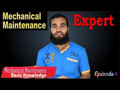 [ENG] Mechanical Maintenace All Equipment Basic Episode By Mechanical Ocean