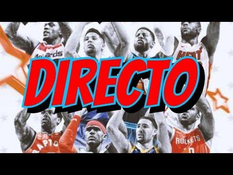 ALL STAR NBA 2018 DIRECTO EN RDT
