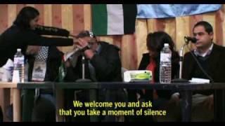 Dr. Norman Finkelstein speaks at Palestinian Refugee Camp
