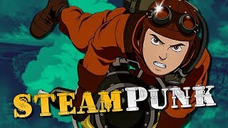 Love Steampunk Movies? Then Check These 8 Movies & Anime Out!