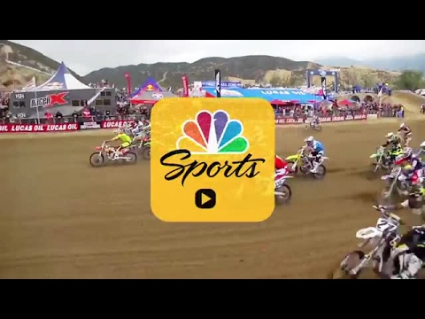 2017 NBC Sports Gold Pro Motocross Pass | TransWorld Motocross