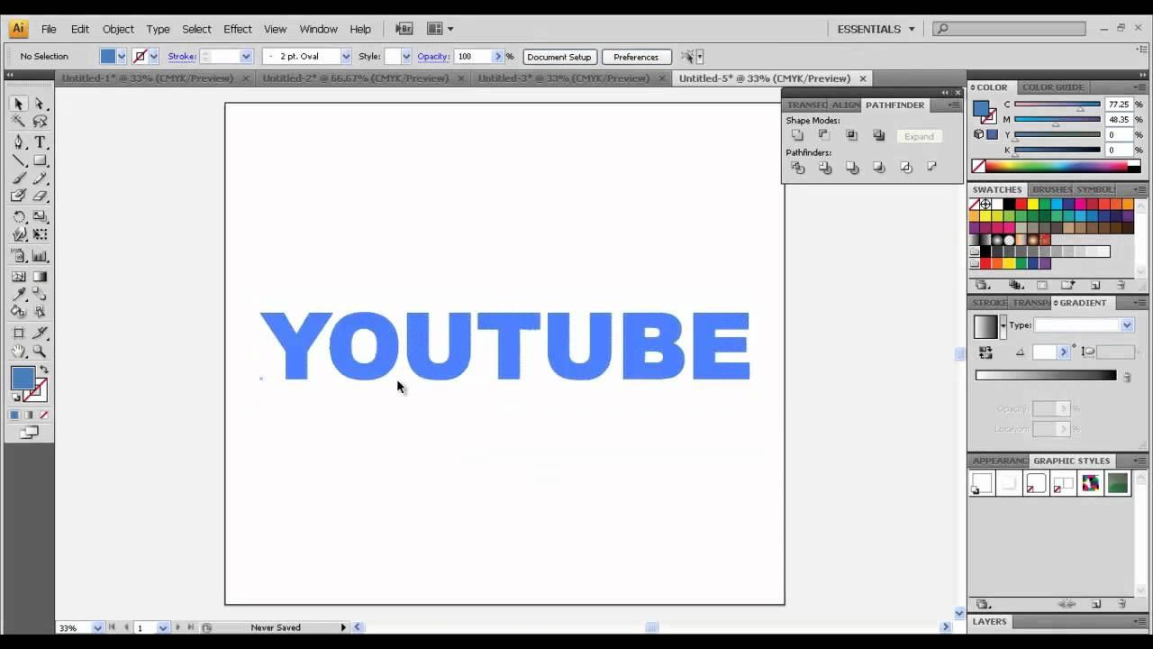 Adobe illustratorblueprint texttutorial youtube adobe illustratorblueprint texttutorial malvernweather Image collections