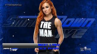 #WWE: Becky Lynch 3rd Theme - Celtic Invasion (HQ + Arena Effects)