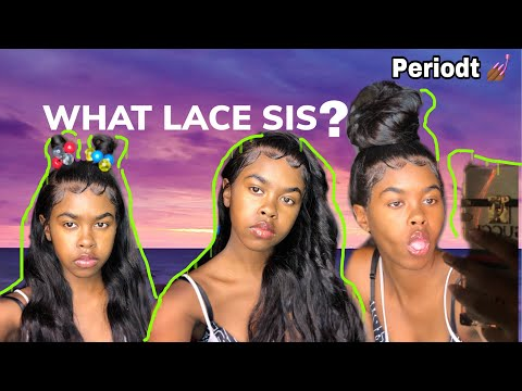 Cute Ways To Style A Lacefront From Dola Hair |Ft Vanlov Hair|
