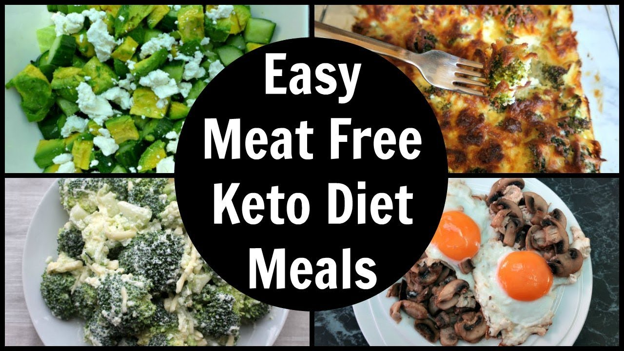 Meat Free Keto Diet Tips And Meal Ideas Youtube