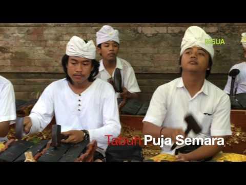 Tabuh Selonding Puja Semara