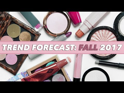 FALL 2017 MAKEUP TREND FORECAST: The NEW Trends + Best Eye/L
