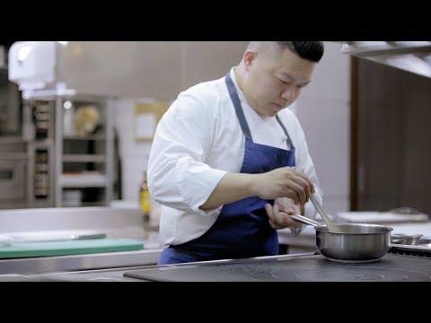 專題訪問(影片) |精緻法式料理,宮保雞丁與鳳梨酥的華麗變身 - TaÏrroir 態芮
