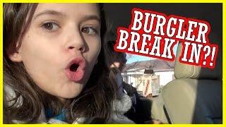 BURGLER BREAK IN?!  |  KITTIESMAMA