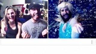 Repeat youtube video Let It Go (Chatroulette Version)